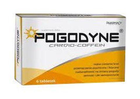 POGODYNE x 6 tabletek