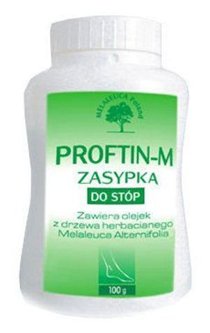PROFTIN M zasypka do stóp 100g