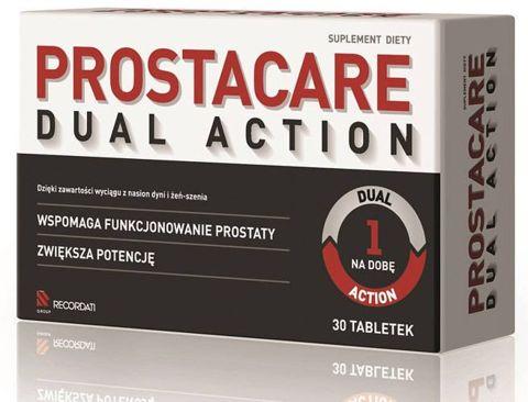 PROSTACARE Dual Action x 30 tabletek