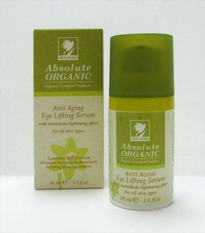 PRZECIWZMARSZCZKOWE serum liftingujące pod oczy 30 ml
