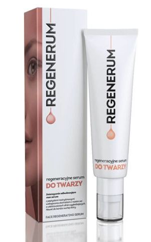 REGENERUM regeneracyjne serum do twarzy 50ml