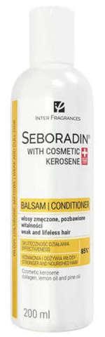 SEBORADIN Balsam z naftą kosmetyczną 200ml