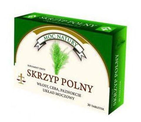 SKRZYP POLNY Domowa Apteczka x 30 tabletek