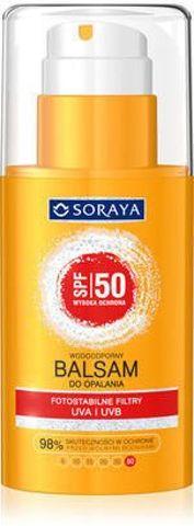 SORAYA Balsam do opalania SPF50+ 100ml