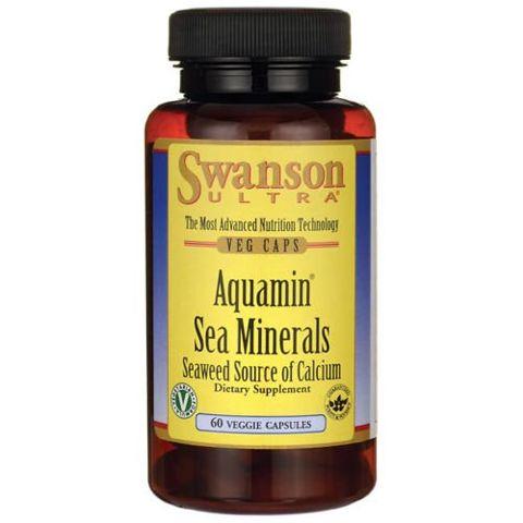 SWANSON Aquamin Sea Minerals x 60 kapsułek