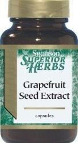 SWANSON Grapefruit ekstrakt z nasion 250 kapsułek