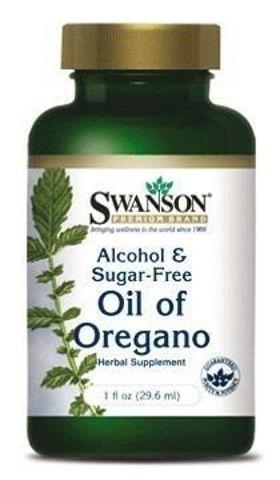 SWANSON Olej z Oregano x 120 kapsułek