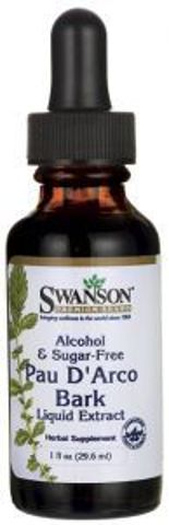 SWANSON Pau D'Arco Liquid Extract 29,6ml