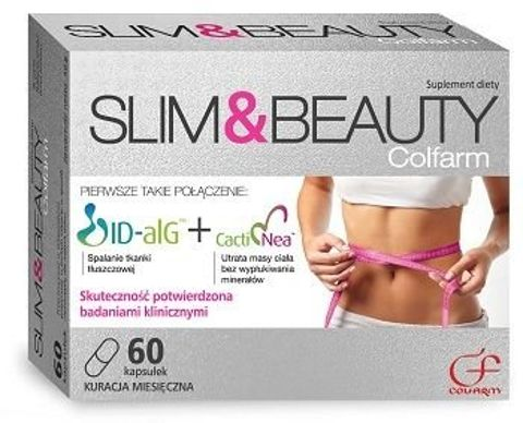 Slim & Beauty  x 60 kapsułek
