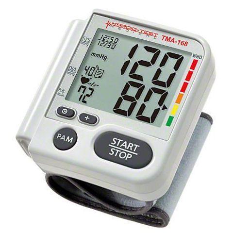 TECH-MED TMA-168 Ciśnieniomierz nadgarstkowy automatyczny x 1szt.