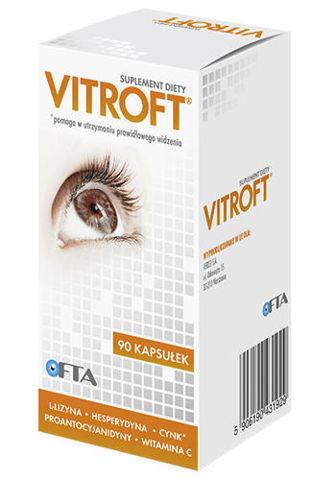 VITROFT x 90 kapsułek