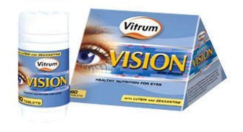 VITRUM VISION x 30 tabletek