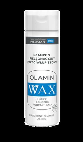 WAX Pilomax Olamin szampon pielęgnacyjny przeciwłupieżowy 200ml