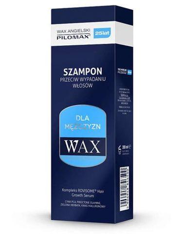 WAX Pilomax szampon przeciw wypadaniu włosów dla mężczyzn 200ml