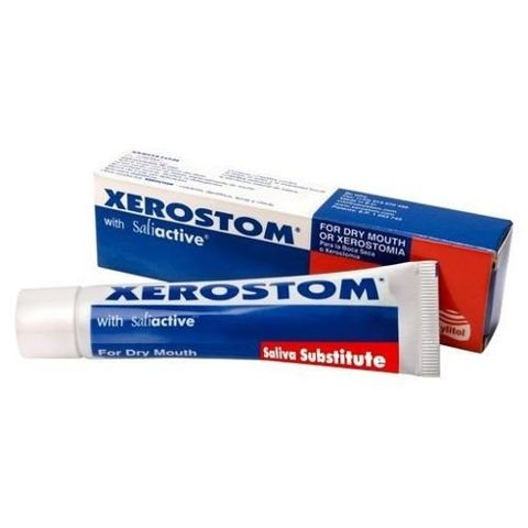 XEROSTOM Dry Mouth Gel żel 25ml
