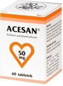 ACESAN 50mg x 63 tabletki