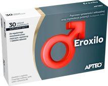 APTEO Eroxilo x 30 tabletek - data ważności 31-10-2018r.