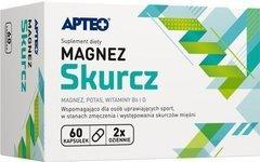 APTEO Magnez skurcz x 60 kapsułek