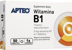 APTEO WITAMINA B1 3mg x 50 tabletek