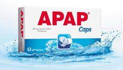 Apap Caps x 10 kapsułek
