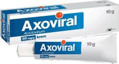 Axoviral krem 0,05 g/g 10g