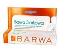 BARWA Siarkowa Moc serum antybakteryjne, specjalistyczne 15ml