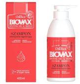 BIOVAX Opuntia oil & Mango szampon intensywnie regenerujący 400ml - data ważności 30-04-2019