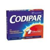 CODIPAR 500mg x 12 tabletek