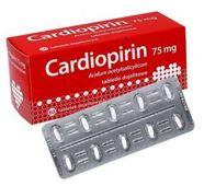 Cardiopirin 75mg x 60 tabletek