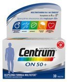Centrum ON 50+ x 30 tabletek
