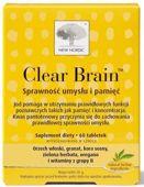 Clear Brain x 60 tabletek