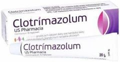 Clotrimazolum US Pharmacia krem 20g