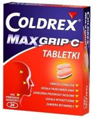 Coldrex MaxGrip C x 24 tabletki