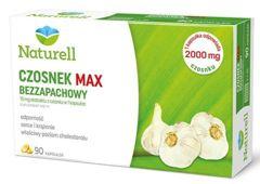 Czosnek Max Bezzapachowy x 90 kapsułek
