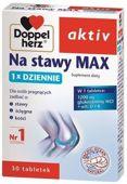 DOPPELHERZ Aktiv Na stawy Max x 30 tabletek