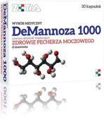 DeMannoza 1000 x 30 kapsułek - data ważności 30-09-2019r.