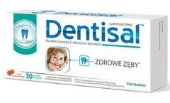 Dentisal x 30 pastylek do ssania