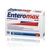 ENTEROMAX x 10 kapsułek