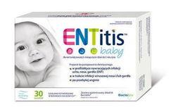 ENTitis baby smak neutralny x 30 saszetek