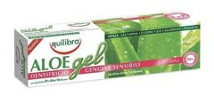 EQUILIBRA Sensitive pasta do wrażliwych zębów i dziąseł  żel aloesowy 75ml