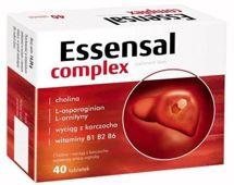 Essensal Complex x 45 kapsułek