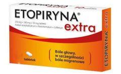 Etopiryna Extra x 20 tabletek