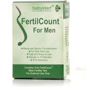 FERTILCOUNT Test płodności dla mężczyzn x 1sztuka - data ważności 31-12-2017r.