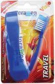 Foramen Traveller szczoteczka do zębów x 1 sztuka + Pasta do zębów 5ml