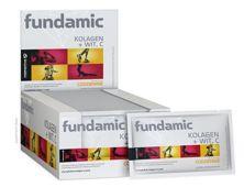 Fundamic Kolagen + witamina C x 30 saszetek - data ważności 30-09-2018r.