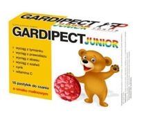 GARDIPECT Junior x 16 pastylek