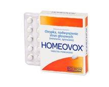 HOMEOVOX x 60 tabletek