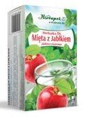 Herbatka fix Mięta z jabłkiem x 20 saszetek