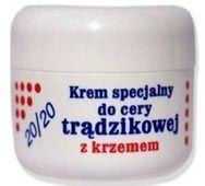 KREM 20/20 Do cery trądzikowej z krzemem 30ml