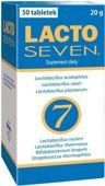 LACTOSEVEN x 50 tabletek